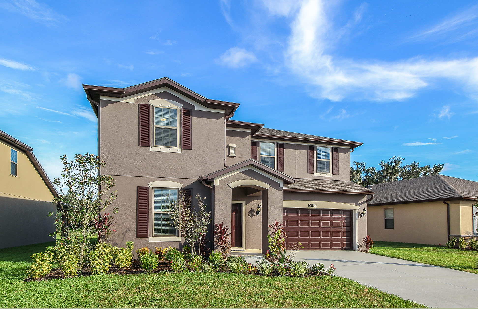 Homes at harrison ranch parrish fl pulte homes new home builders