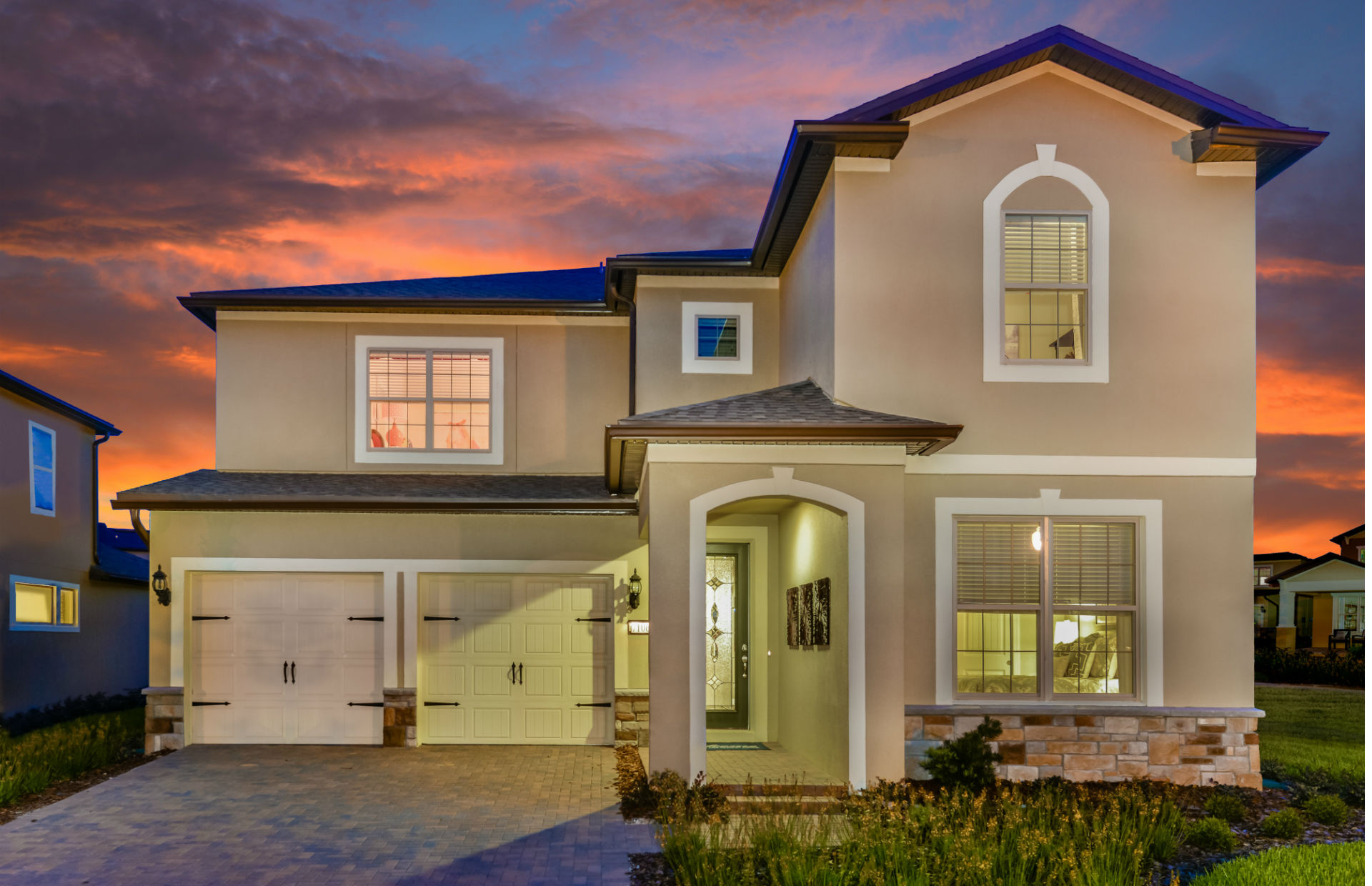 New Homes At Lakeview Pointe Winter Garden Fl Pulte