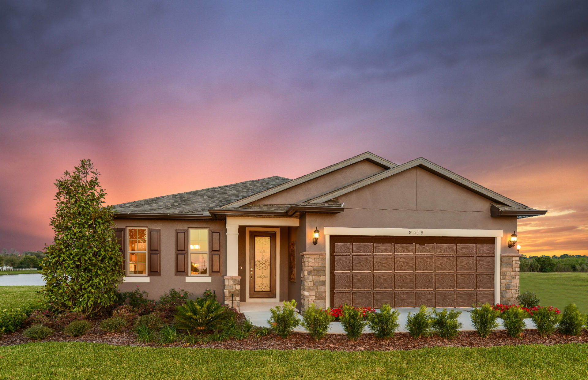 New Homes At Fountain Park