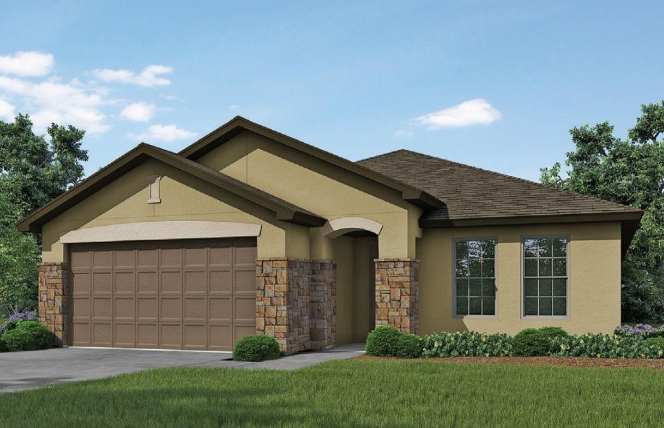Centex Home Builders